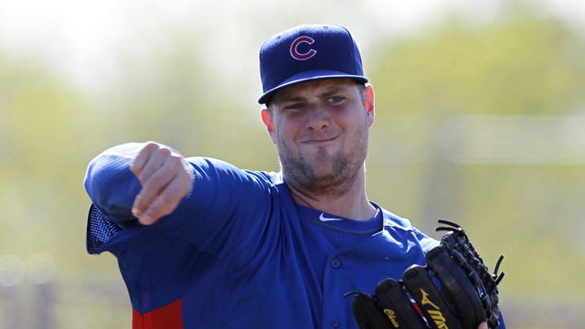 Volstad cheering for, competing against 'mates