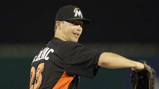 LeBlanc fans five in scoreless outing