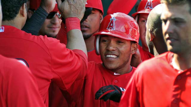 Amarista, Mills stand out against Reds