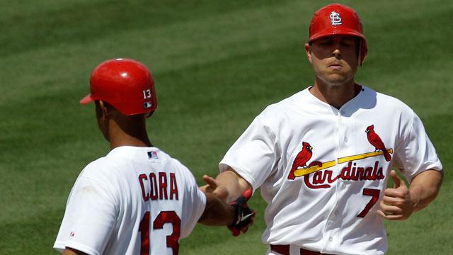 Lynn strengthens rotation case vs. Astros
