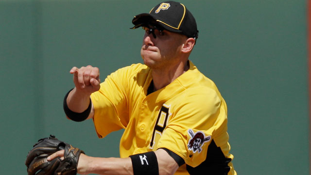 Barmes, Presley drive in four for Pirates
