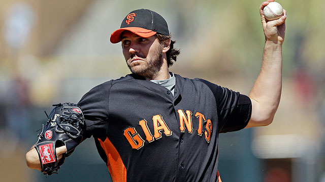 Giants hope Zito seizes chance to make impact