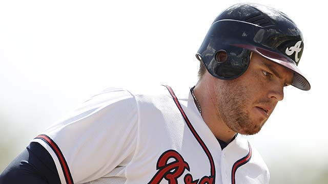 Freeman's three RBIs lead rallying Braves