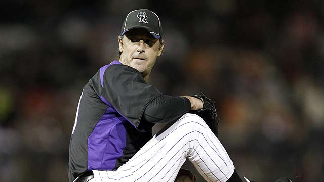 JAMIE MOYER is cheating time