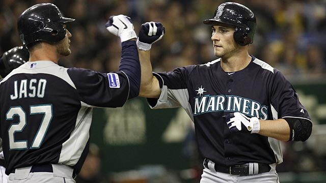 Mariners enjoy Japan exhibition despite loss