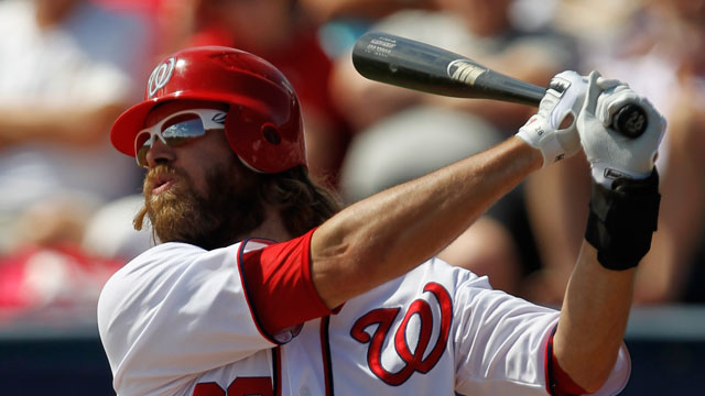 Nationals happy to end winless streak