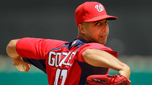 Gonzalez's latest adjustment pays off