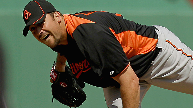 Young O's get opportunity against rival Jays