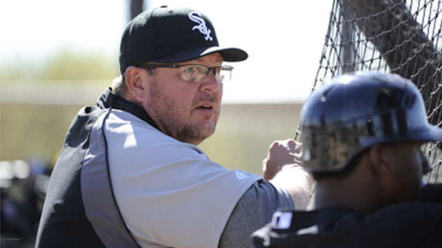 Parent settling into new role as bench coach