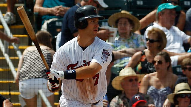 Blackburn solid as Mauer collects pair of hits