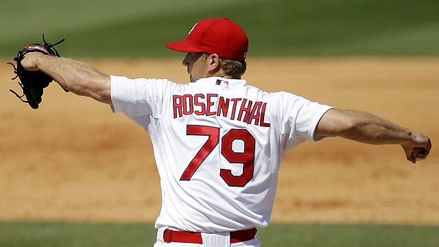 Prospect Rosenthal making jump to Double-A