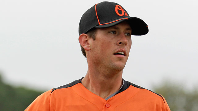 Matusz looks ready for '12 after final tuneup