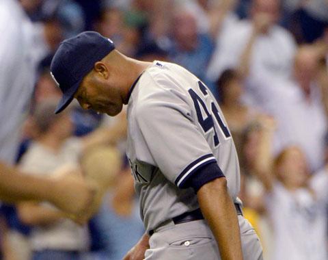 Yankees dejaron escapar ventaja en el noveno