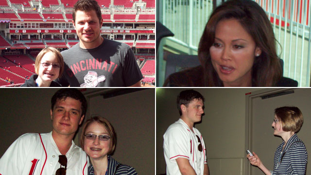 Stars come out for Reds' opening weekend