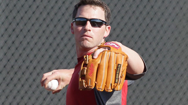 Drew remembers a special glove
