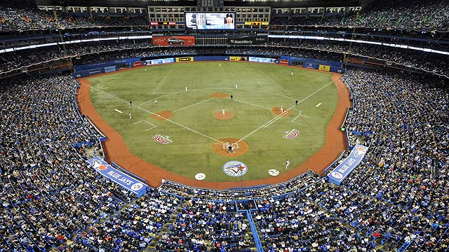 Blue Jays to begin program honouring military