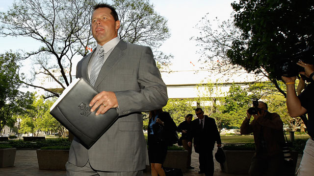 Jury selection continues in Clemens retrial