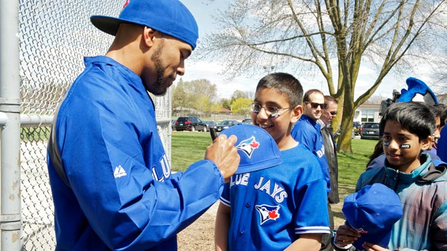 Thames talks to kids about healthy living