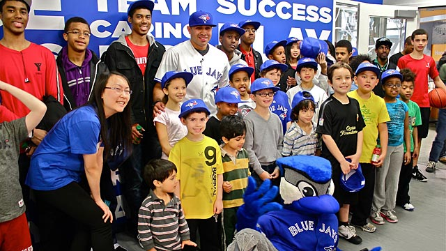 Romero helps open youth zone at YMCA