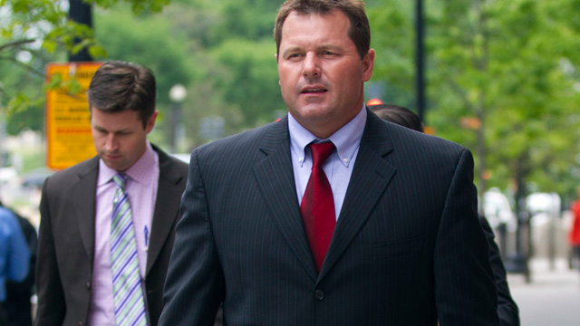 Clemens' team questions government witness