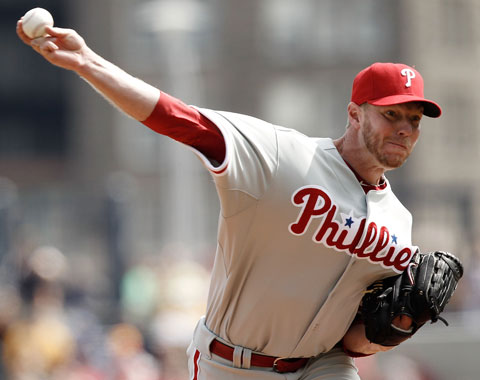 Roy Halladay ausente por asunto familiar