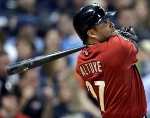 José Altuve es la chispa de los Astros