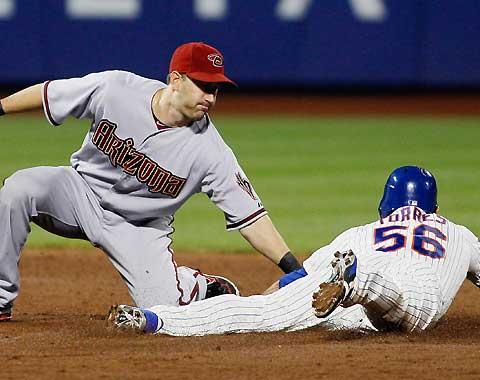 D-backs arman rally para superar a los Mets