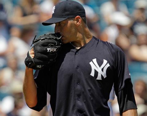 Pettitte abrirá el domingo por los Yankees