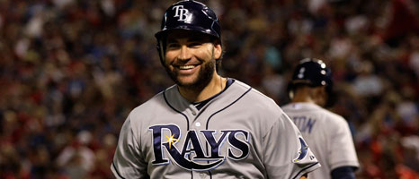 Scott off to solid start for Rays