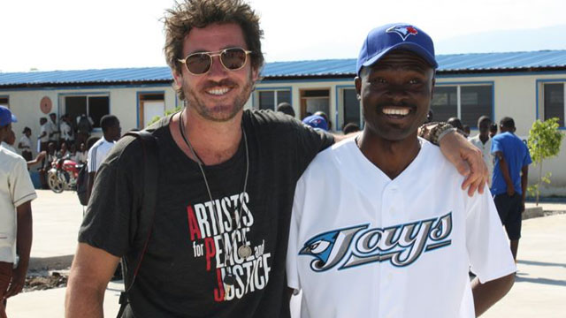 Blue Jays helping bring baseball to Haiti