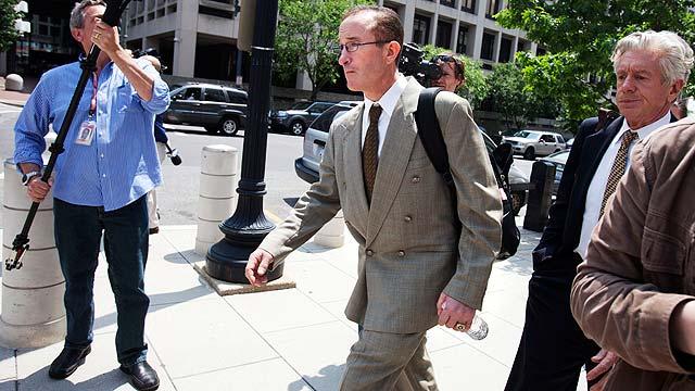 McNamee cross-examination by Hardin testy