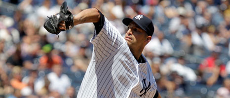 Pettitte returns to the mound