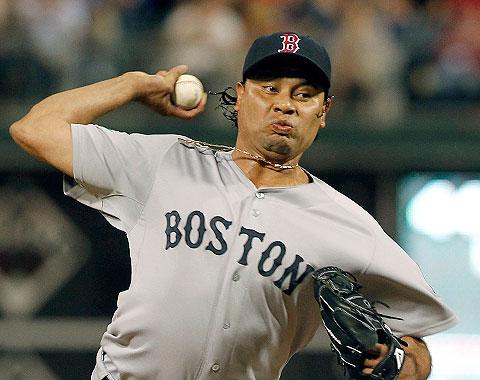 Padilla a la lista de lesionados de Boston