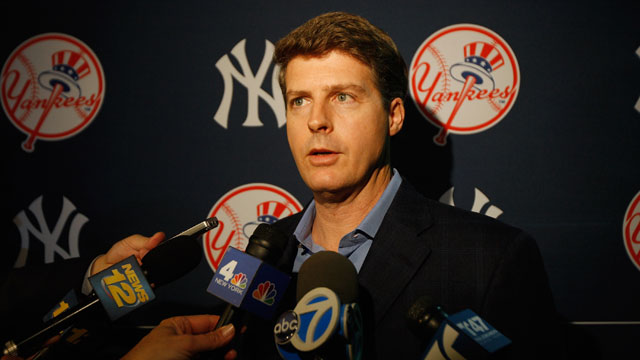 Hal Steinbrenner: 'Yankees are not for sale'