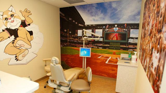 New D-backs dental suite is grand slam
