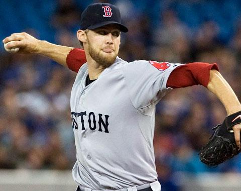 Boston baja a Daniel Bard a Triple-A