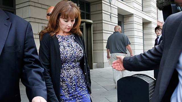 Wives of McNamee, Clemens testify