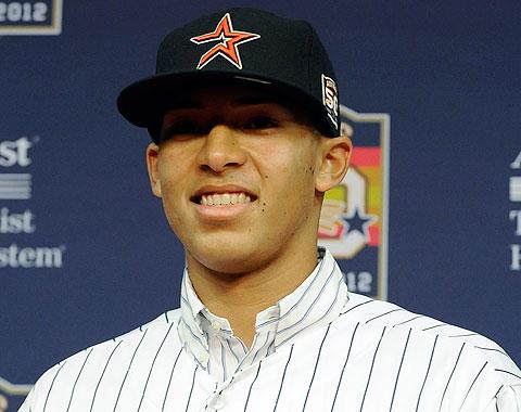 El porvenir le sonríe al promisorio Correa