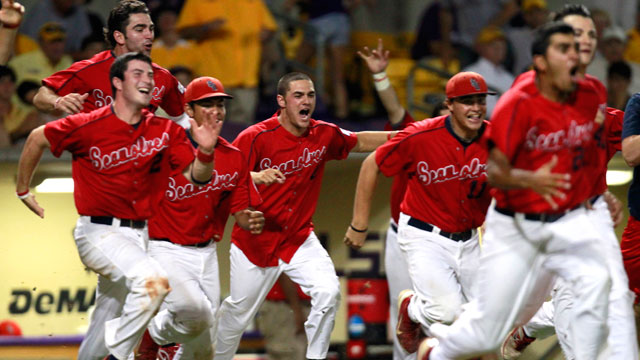 Stony Brook heads to Omaha for first time