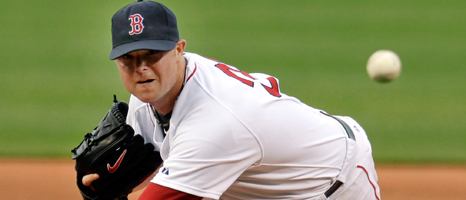Birth of son inspires Jon Lester