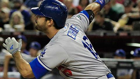 Ethier pacta extensión con los Dodgers