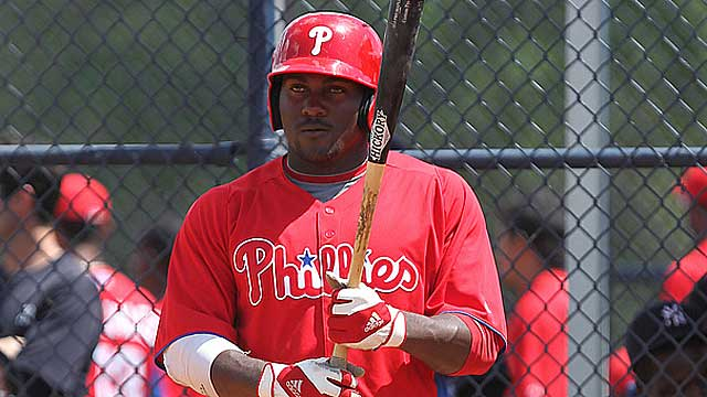 Phils prospects get taste of bright lights