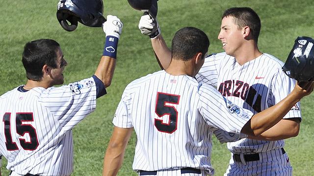 Arizona reaches College World Series finals
