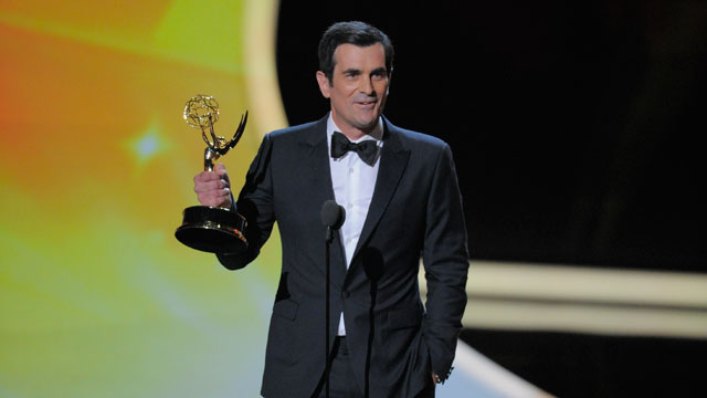 Actor Ty Burrell has love for the underdog
