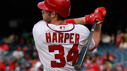 Kemp: Harper no va al Festival de HR