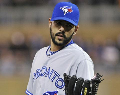 Villanueva premiado por cronistas de Toronto