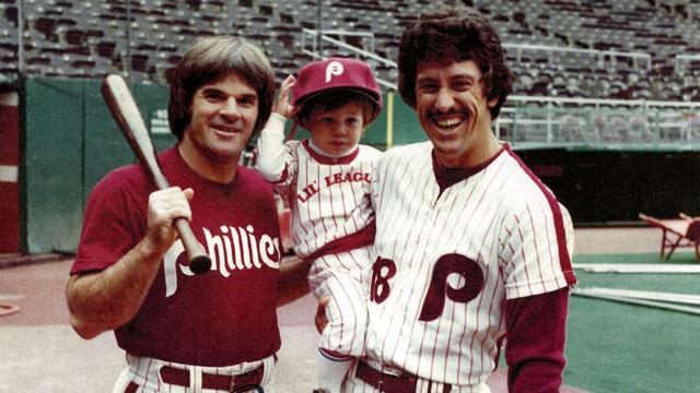 Ex-Phillie Stone's son a hit in Nashville
