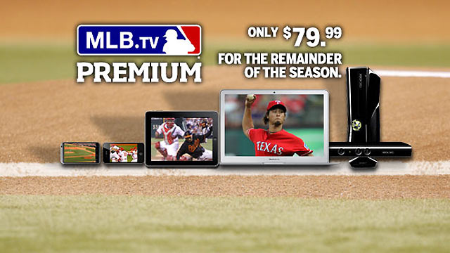 Fans can enjoy MLB.TV at new lowered price