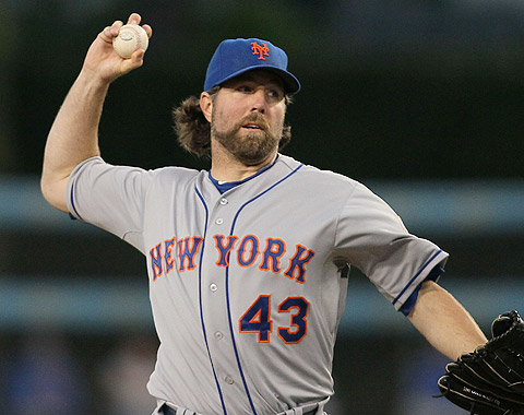 Wright, Dickey elegidos para el All-Star