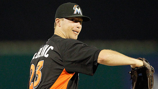 With Mujica on DL, Marlins call up LeBlanc